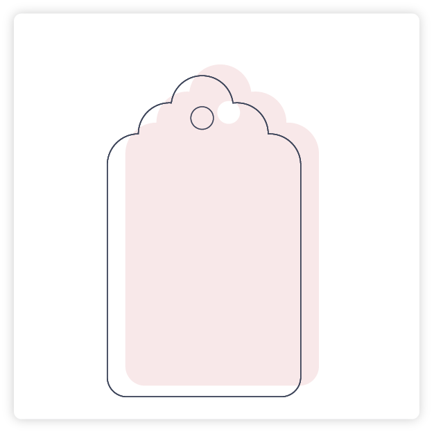 Customize Arch Gift Tag More