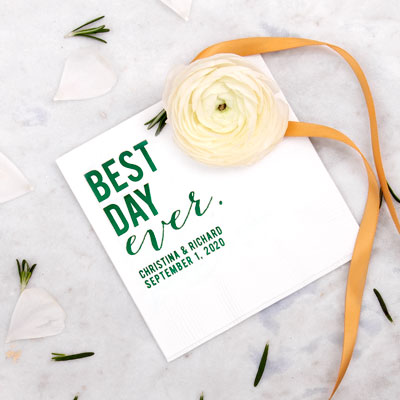 Cheap Wedding Napkin.Cocktail Napkins Personalized Party And Wedding Napkins For Your