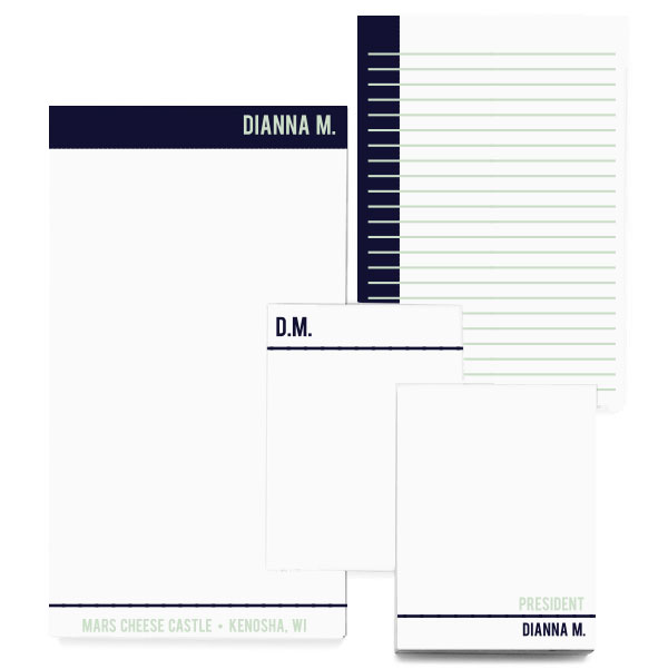 Business Notepad Gift Set