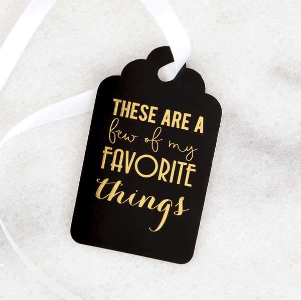 Arch Gift Tag