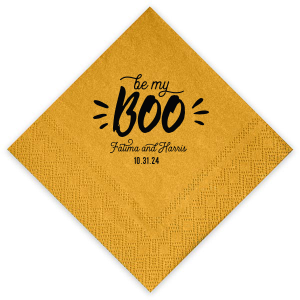 Be My Boo Napkin
