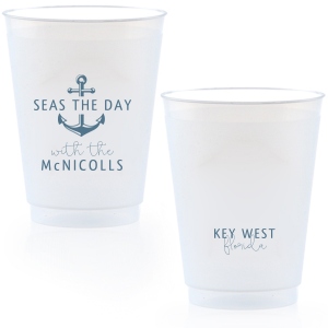 Seas The Day Frost Flex Cup