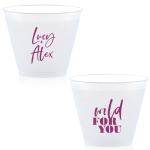 Wild For You Frost Flex Cup