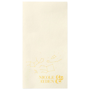 Constellation Couple Napkin