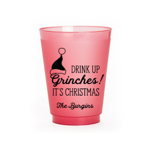 Drink Up Grinches! Frost Flex Cup