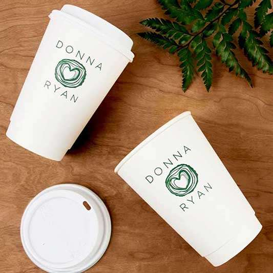 16 oz Paper Coffee Cup with Lid
