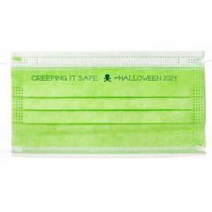 Creeping It Safe Halloween Face Masks