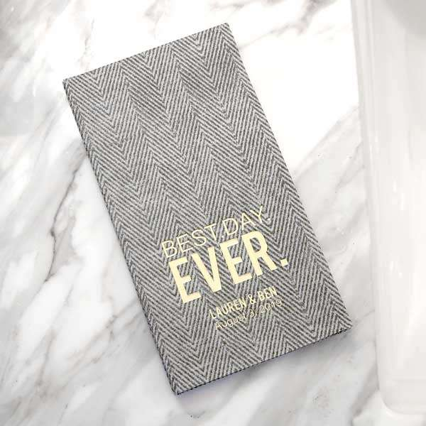 Linen Like Guest Hand Towels