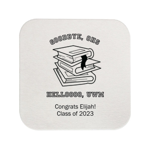 Goodbye High School Coaster
