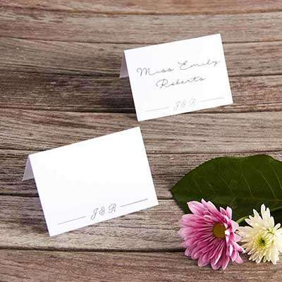 Cordial Place Card