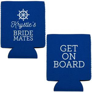 Bride Mates Can Cooler