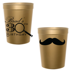 Clue Birthday Stadium Cup