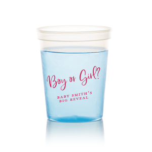 16oz Color Changing Cup