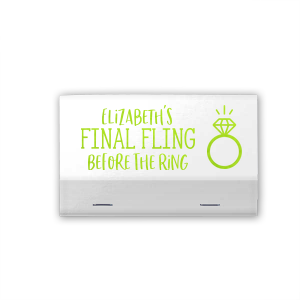Final Fling Matches