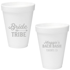 fiesta birthday fiesta cups holy guacamole fiesta 30th birthday personalized foam cups personalized cups styrofoam cups foam cups