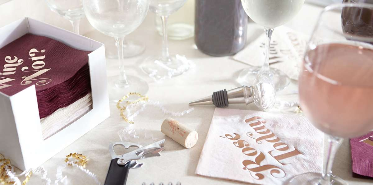 New Wine Gift sets for your hosting party